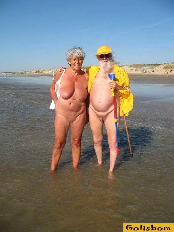 Голые Бабушки Нудистки