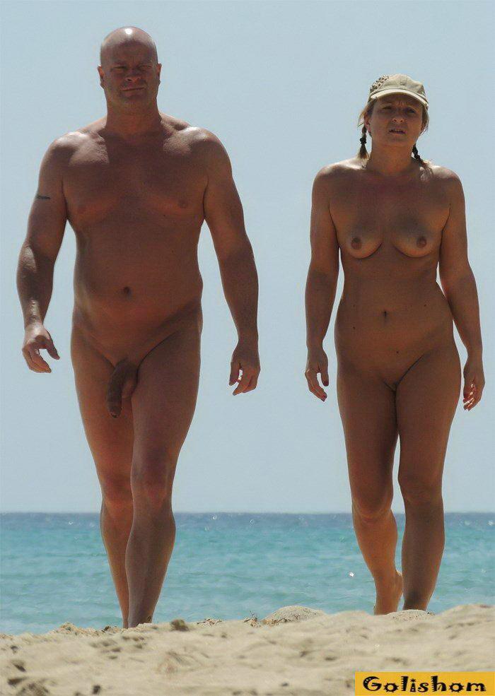 Нудисты Мужчины И Женщины Фото