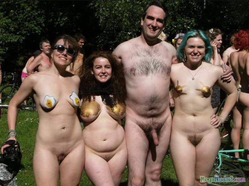 My nudist photos married family