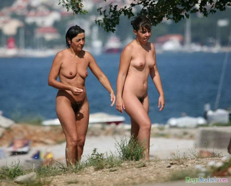 Nudist action