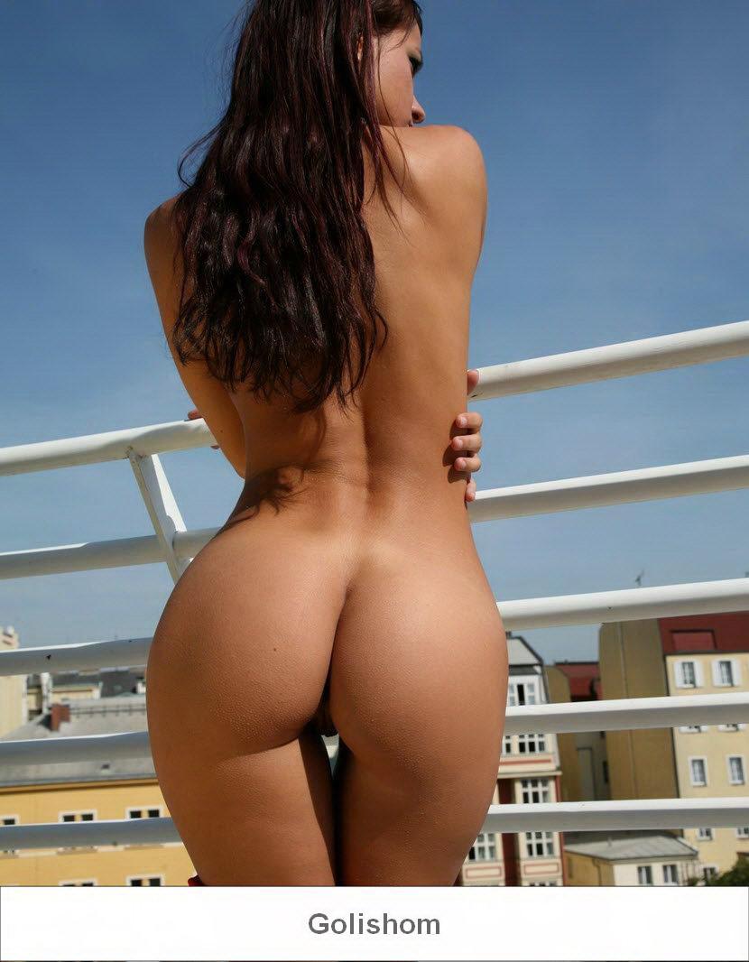 Naked Beautiful Butts
