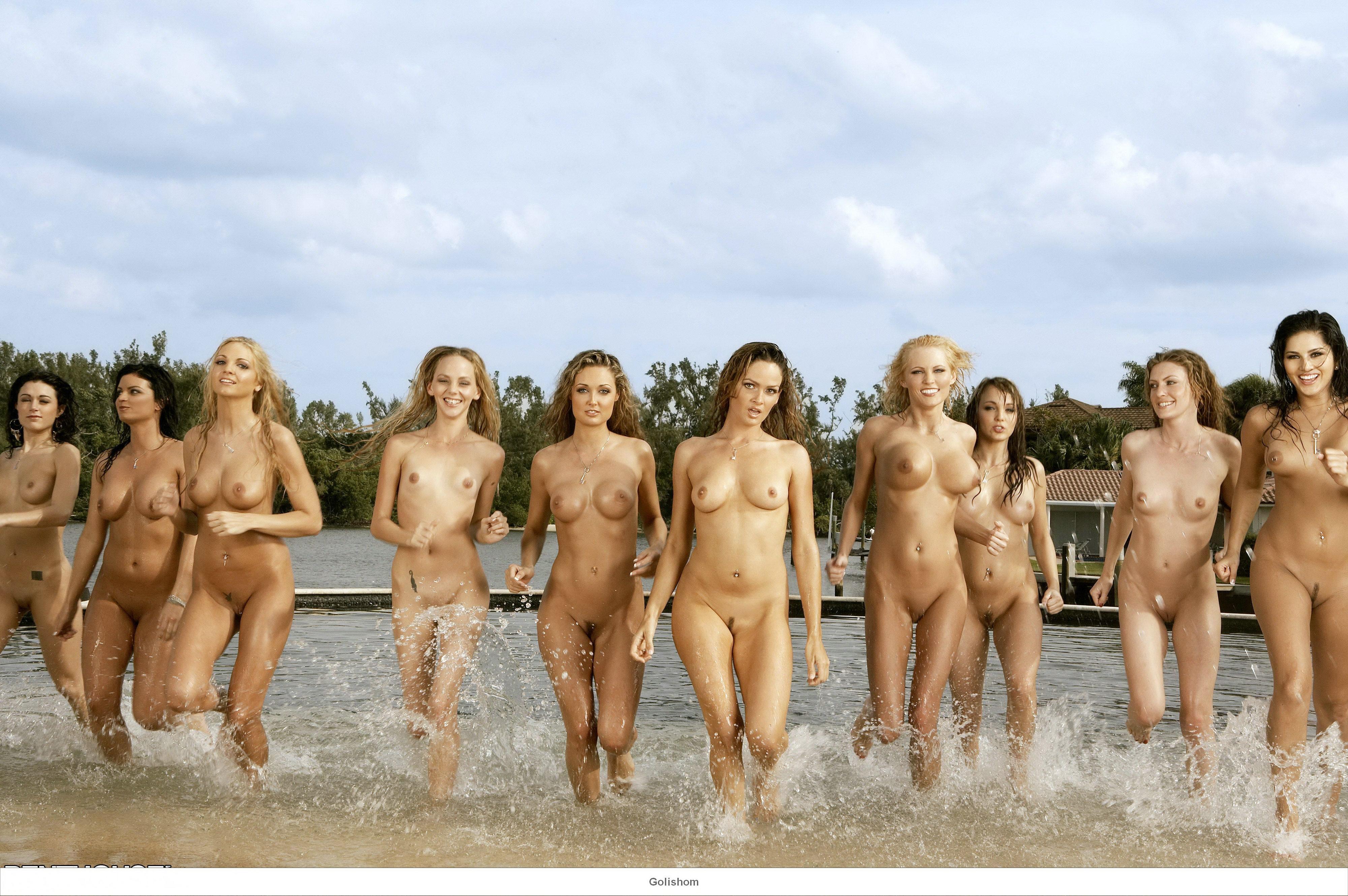 Nude girl latvia