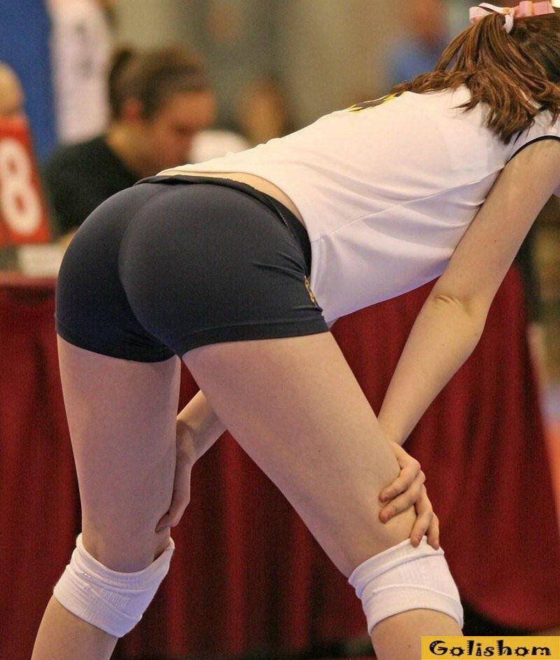 Засветы волейболисток