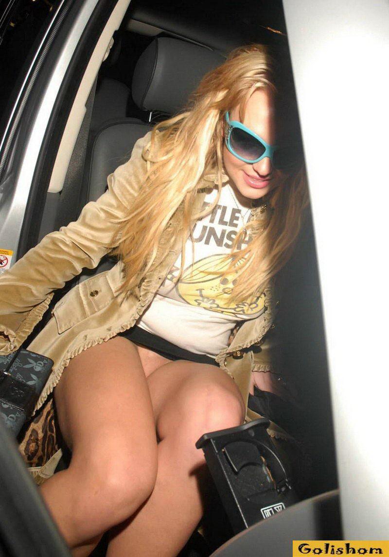 Засветы голышом: Засветы Britney Spears - 02.11.2018