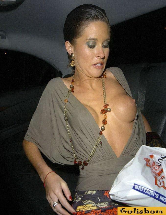 очередной у секси леди случайно вывалилась грудь небольшая ассорти частных