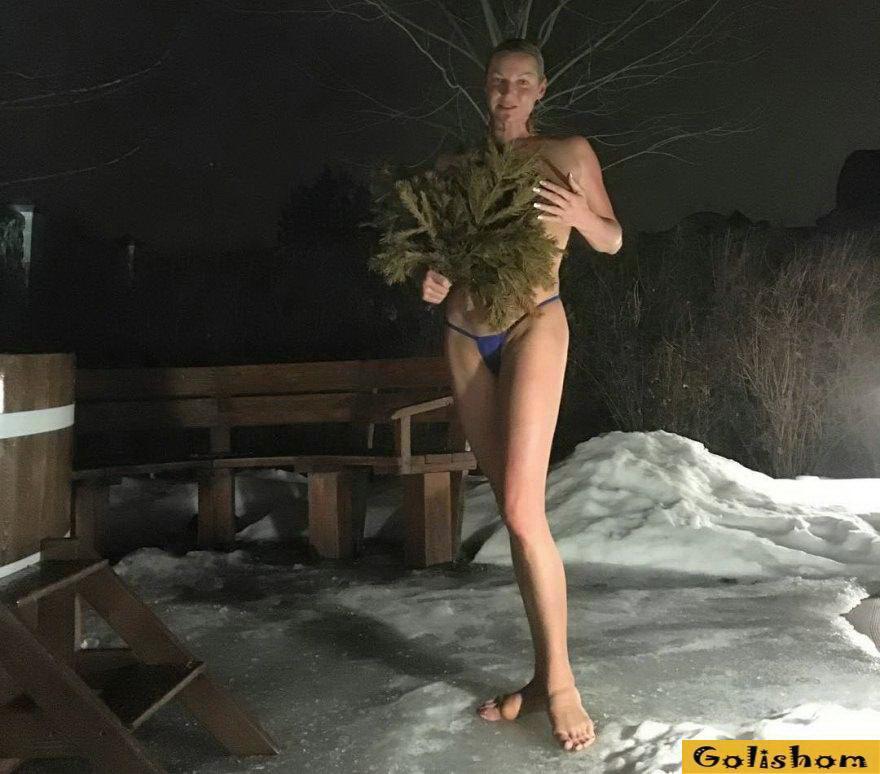 Засветы голышом: Волочкова опять всех шокирует, теперь в бане. Фото и видео. - 13.09.2018